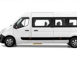 16 Seater Minibus Hire Wolverhampton