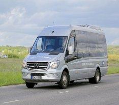 16 Seater Executive Minibus Hire Wolverhampton