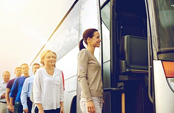 Corporate Events - Wolverhampton Minibus Hire