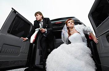 Wedding Minibus hire inWolverhampton