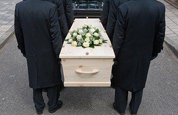 Funerals Wolverhampton Minibus
